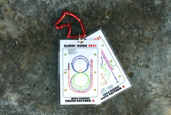 NRHA Youth Reining Patterns Set