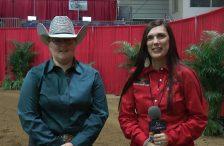 Madison Steed Wins Turnabout Farm Non Pro Futurity at Tulsa Reining Classic 2018