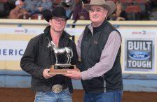 Taylor Sheridan AQHA Spirit Award